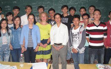 Học tiếng Séc tại Hà Nội