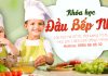 Lớp dạy nấu ăn cho trẻ em, dành cho các bé từ 6 - 15 tuổi