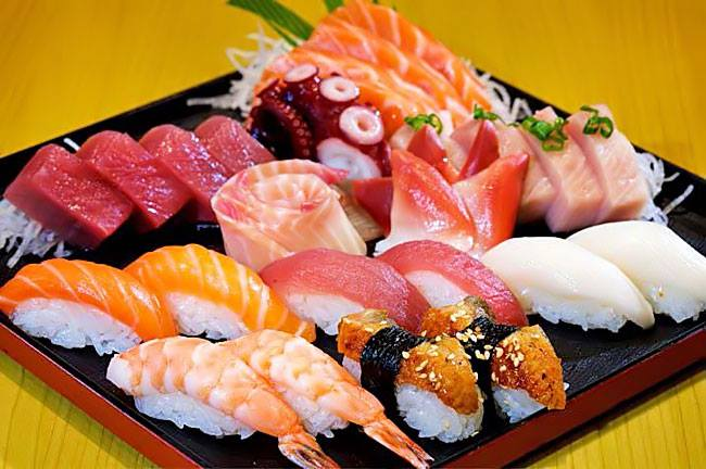 Lớp học nấu món Nhật