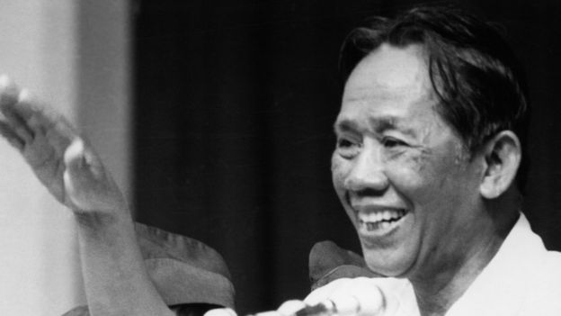 Ông Lê Duẩn là Bí thư thứ Nhất, Tổng Bí thư Ban Chấp hành Trung ương Đảng Cộng sản (1960-1986)