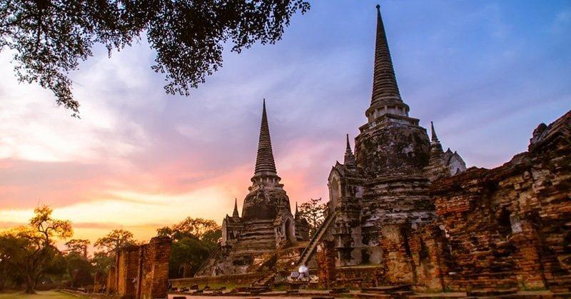 Quần thể công viên lịch sử Ayutthaya Ayutthaya Historical Park
