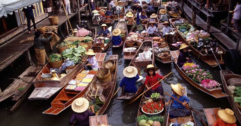 Don Wai Floating Market