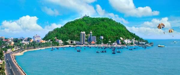 Vẻ đẹp của du lịch Vũng Tàu