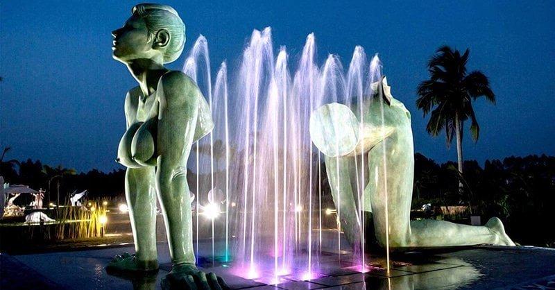 Love Art Park - Công viên tình yêu