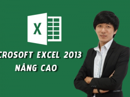 Microsoft Excel 2013 nâng cao