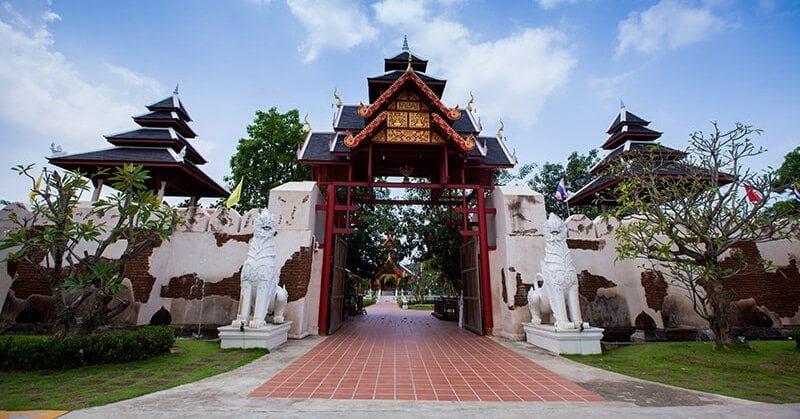 Thai Thani - Khu làng văn hóa độc đao của Thái Lan
