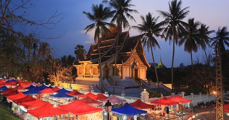 Chợ đêm Udon Thani
