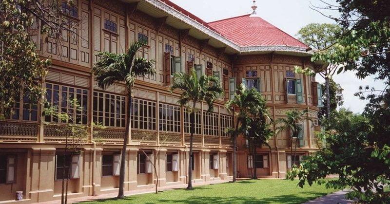 Cung điện mùa hè Vimanmek