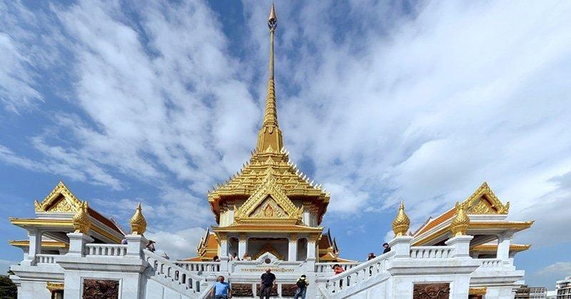 Wat Traimit hay còn gọi là chùa Phật Vàng