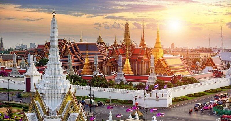 Giới thiệu về thủ đôBangkok
