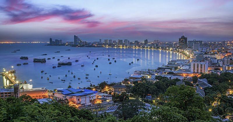 Những điểm vui chơi tại Pattaya
