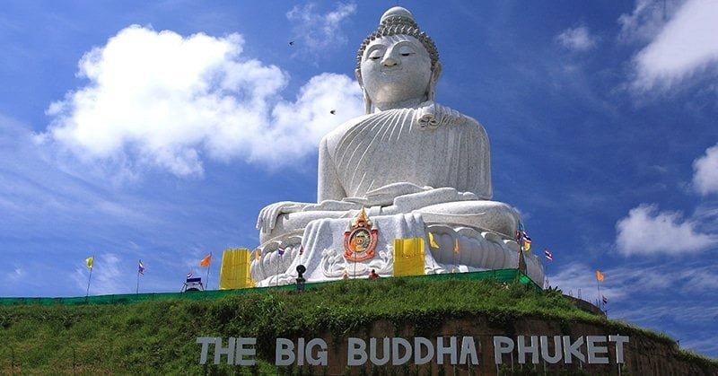 Big Buddha (Tượng phật lớn) – Chalong