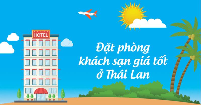 Đặt phòng khách sạn tại Thái Lan