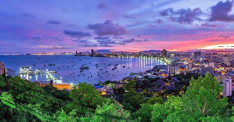 Giới thiệu về thành phố Pattaya