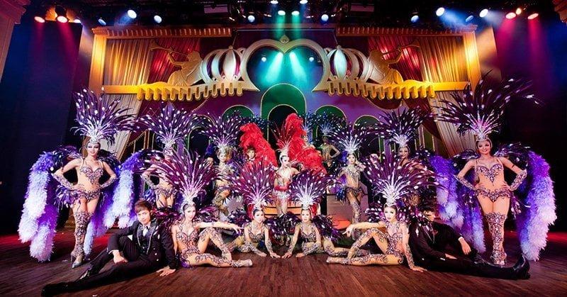 Simon Cabaret Show – Bãi biển Patong