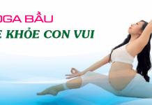 Khóa học Yoga bầu - Mẹ khỏe con vui