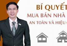 Khóa học bí quyết mua bán nhà đất an toàn và hiệu quả