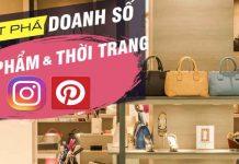 Khóa học đột phá doanh số thời trang mỹ phẩm với Instagram - Pinterest
