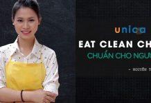 Khóa học Eat Clean chuẩn cho người Việt