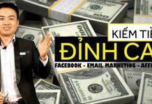 Khóa học kiếm tiền đỉnh cao với Email marketing