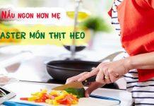 Khóa học nấu ngon hơn mẹ - Master món thịt heo