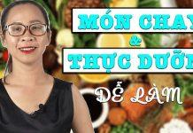 Khóa học nấu ăn chay và thực dưỡng dễ làm