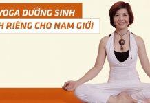 Khóa học Yoga dưỡng sinh dành riêng cho nam giới