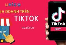 Khóa học hướng dẫn kinh doanh trên Tiktok