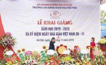 Cao Đẳng Nghề Nguyễn Trãi