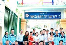 Trường Cao Đẳng Kỹ Thuật Trang Thiết Bị Y Tế